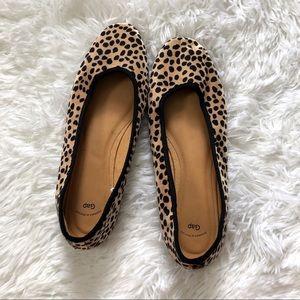 GAP Cheetah Print Ballet Flats